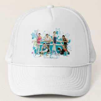 Dance Academy Cast Graphic Trucker Hat