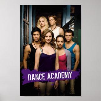 Dance Academy Class Poster