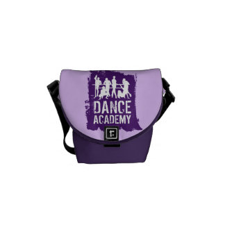 Dance Academy Silhouettes Logo Commuter Bag