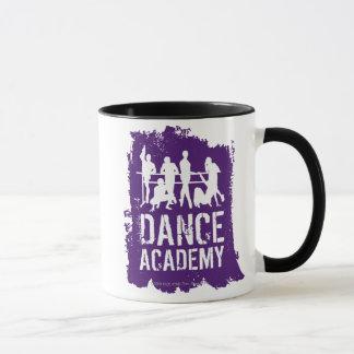 Dance Academy Silhouettes Logo Mug