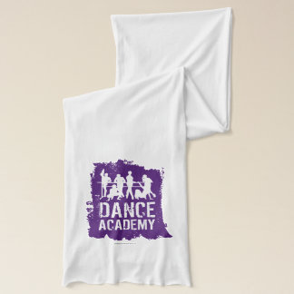 Dance Academy Silhouettes Logo Scarf