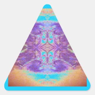 Dance and Ballet Design-beautiful Triangle Sticker