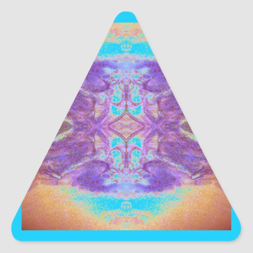Dance and Ballet Design-beautiful Triangle Stickers