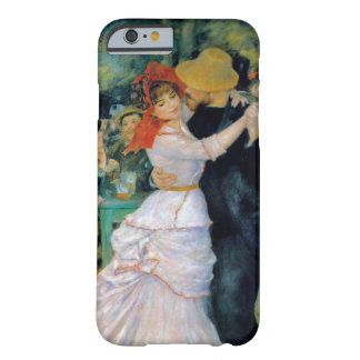 Dance at Bougival by Renoir Fine Art Barely There iPhone 6 Case