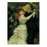 Dance at Bougival by Renoir, Vintage Impressionism