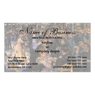 Dance at Le Moulin de la Galette by Renoir Pack Of Standard Business Cards