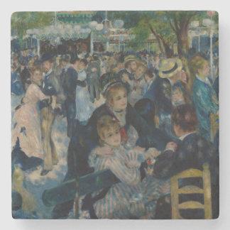 Dance at Le Moulin de la Galette by Renoir Stone Coaster