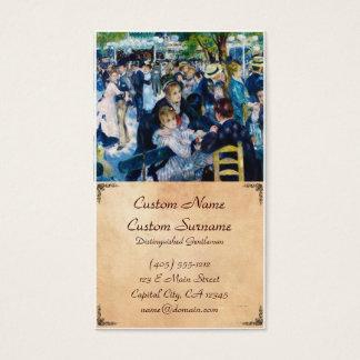 Dance at the Moulin de la Galette Auguste Renoir