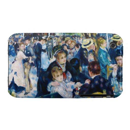 Dance at the Moulin de la Galette Auguste Renoir Case-Mate iPhone 3 Case