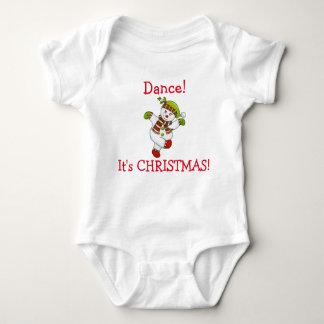 Dance! Baby Bodysuit