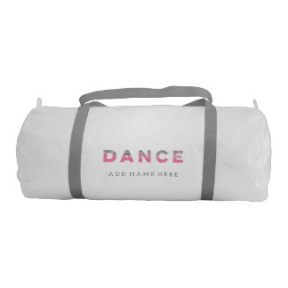 'Dance' Bag Gym Duffel Bag