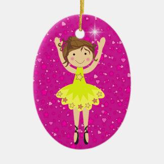 Dance Ballerina - SRF Christmas Ornament