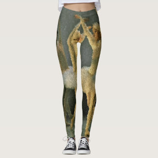 Dance Ballet Ballerina Leggings