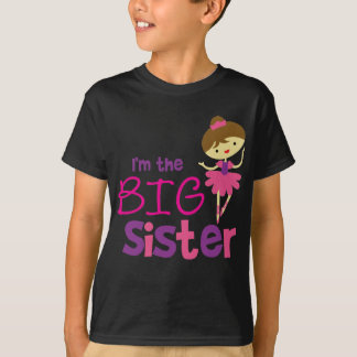Dance Ballet Big Sister T-Shirt