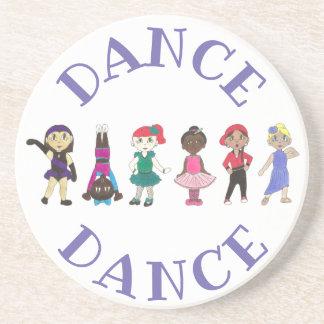 DANCE Ballet Tap Jazz Acro Hip Hop Lyrical Dancers Coaster