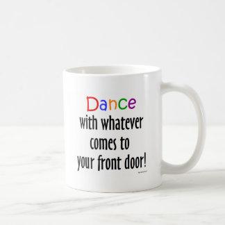 Dance Basic White Mug