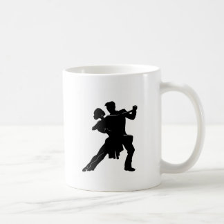 Dance Basic White Mug