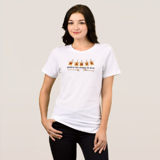 Dance Before the Music Is Over T-Shirt