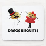 Dance Biscuits!!! Mouse Pad