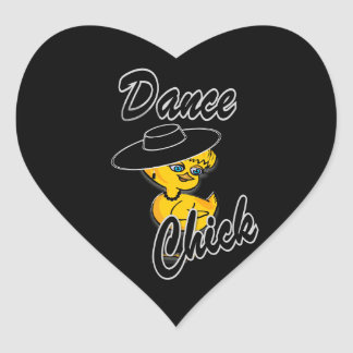 Dance Chick #4 Sticker