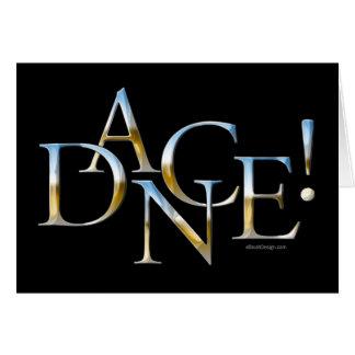 Dance! (Chrome) Card