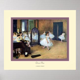 Dance Class~ Edgar Degas Print