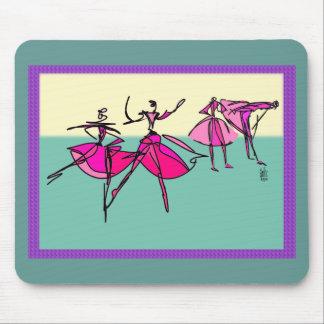 Dance Class Mouse Pad