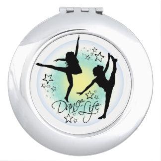 Dance Compact Mirror