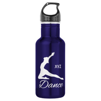 DANCE custom monogram 532 Ml Water Bottle