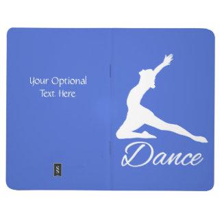 DANCE custom monogram & color pocket journal