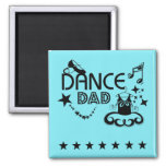 Dance Dad Magnet
