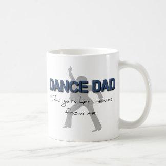 Dance Dad Moves Coffee Mug