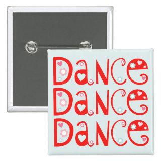Dance Dance Dance Button