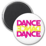 dance dance dance fridge magnets