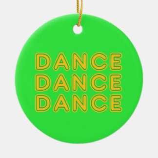 Dance Dance Dance Ornament