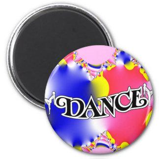 Dance , Dance, Dance! Refrigerator Magnets