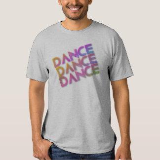 dance dance dance t shirts