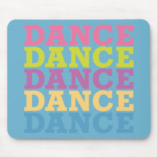 Dance Dance Mouse Pad