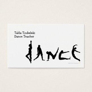 Dance Dancing Silhouette Design