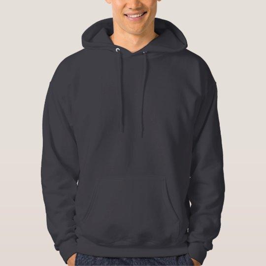 Dance Dark Grey Hoodie (customisable)