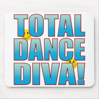 Dance Diva Life B Mouse Mat