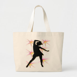 Dance Diva T-Shirts and Gifts Large Tote Bag