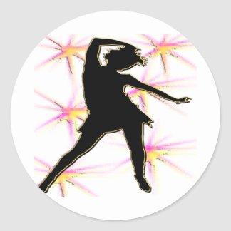 Dance Diva T-Shirts and Gifts Sticker