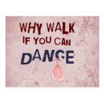 Dance don´t  Walk