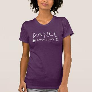 DANCE EVERYDAY Boho Quote *Light* T-Shirt