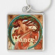 Dance Expression Alphonse Mucha Fine Art