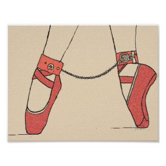 Dance for me ballerina Master & Submissive fantasy Poster