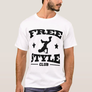DANCE FREESTYLE CLUB T-Shirt