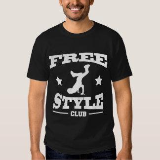 DANCE FREESTYLE CLUB T-SHIRTS