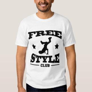 DANCE FREESTYLE CLUB TSHIRT